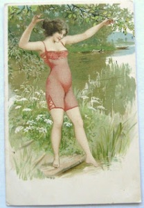 Image with thanks to http://postcardiva.blogspot.co.uk/2010/03/antique-bathing-beauty-postcards.html