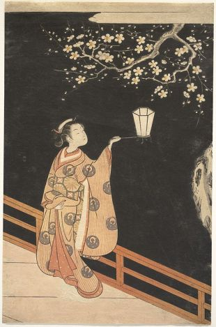 By Suzuki Harunobu (The Metropolitan Museum of Art) [Public domain], via Wikimedia Commons